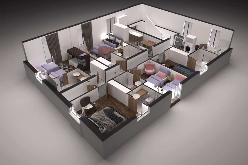 Apartments For vacation rentals