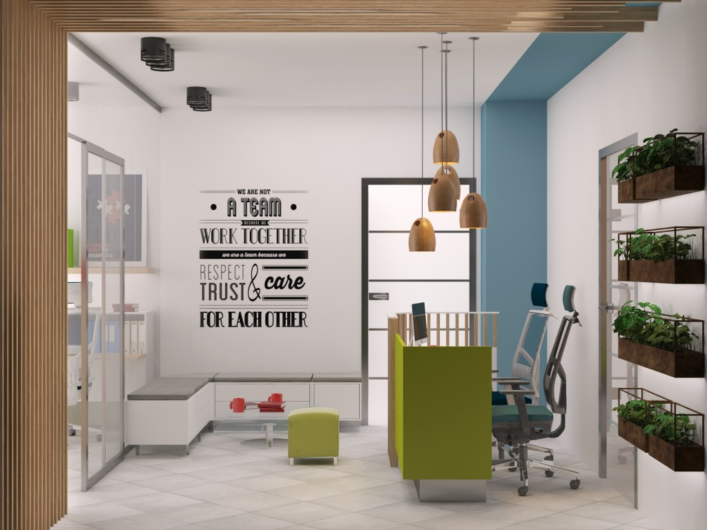 Modern and comfortable professional multi functional studio