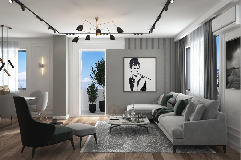 Modern family house Interior Design in Bosnia